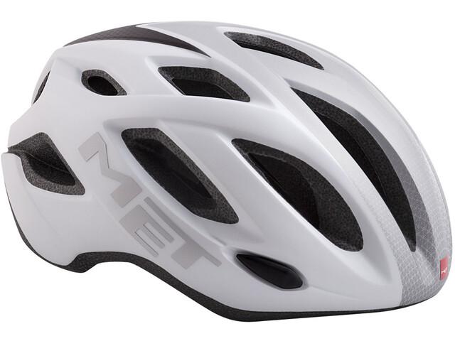 MET Idolo Helm white shaded grey